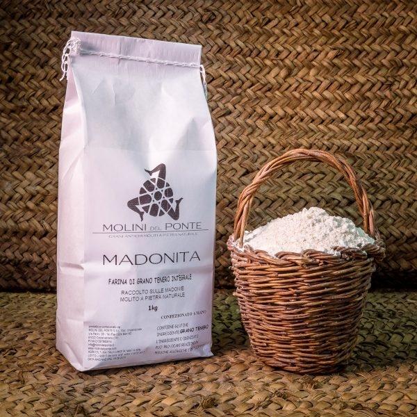 churros siciliano con farina madonita