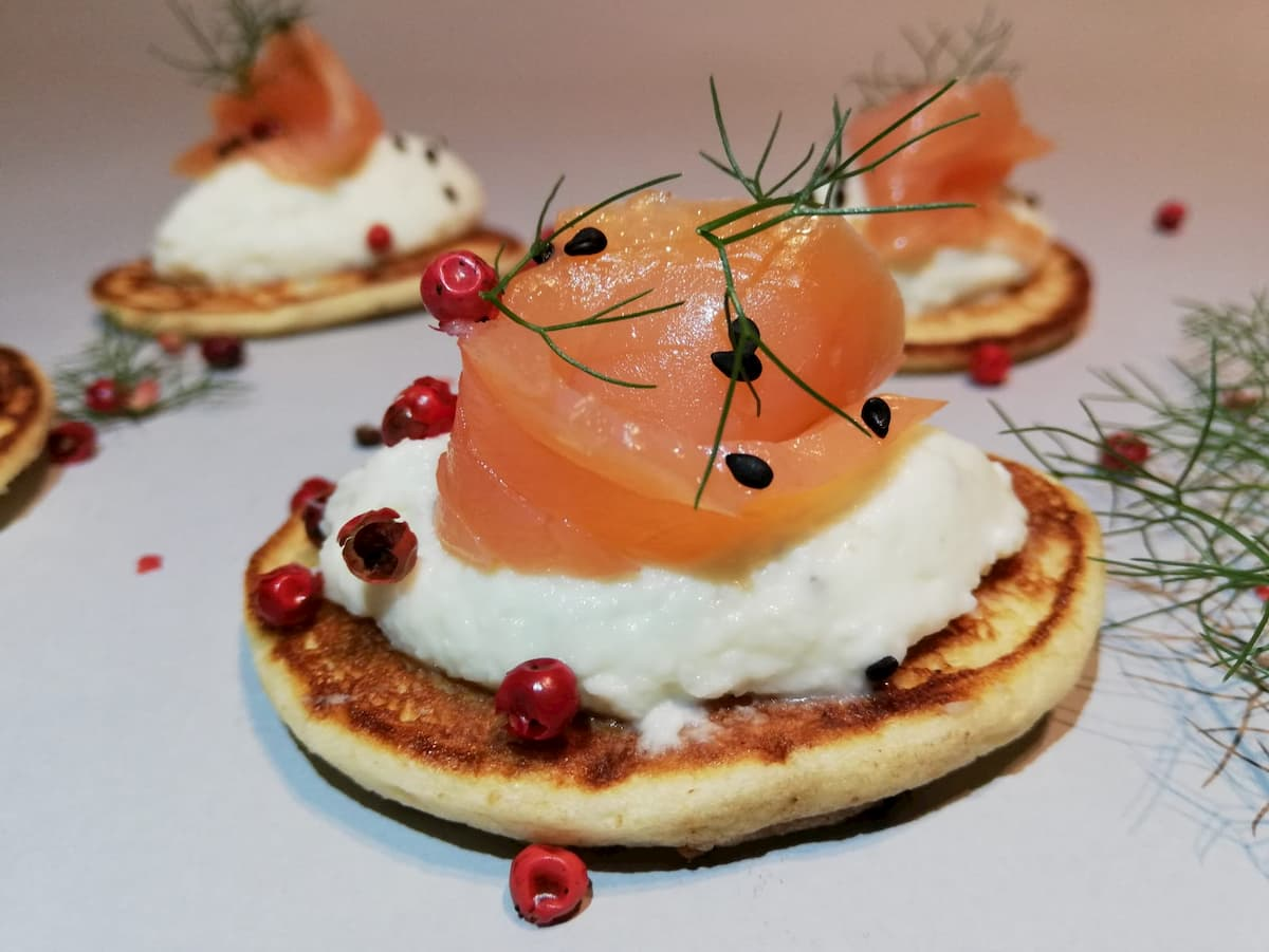 blinis integrali chef Pezzuol