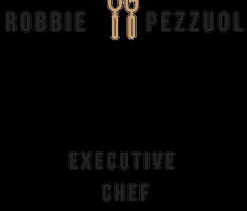 Chef Robbie Pezzuol Logo